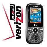 LG Cosmos 3 VN251S Gray Slider Phone (Verizon Wireless Prepaid) (Certified Refurbished)