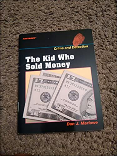 Amazon com: FASTBACK THE KID WHO SOLD MONEY (CRIME AND DETECTION