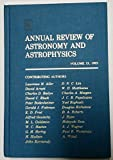 Annual Review of Astronomy and Astrophysics, Geoffrey Burbidge, 0824309332