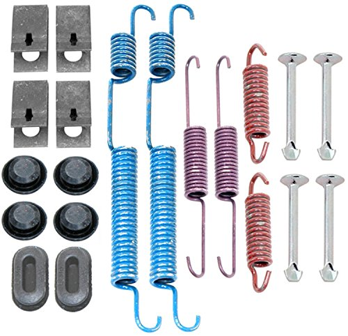 ACDelco 18K1149 Professional Rear Drum Brake Shoe Adjuster and Return Spring Kit ()