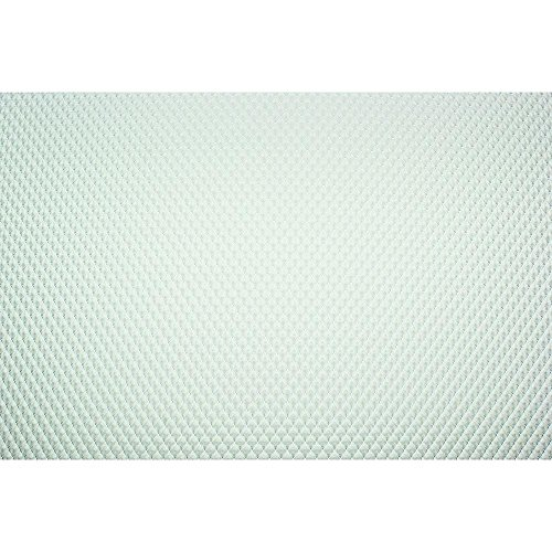 DURALENS Lighting Panel Acrylic Cover - 2x4 White - Prismatic - 2 ft. x 4 ft. - 20 Pack ()