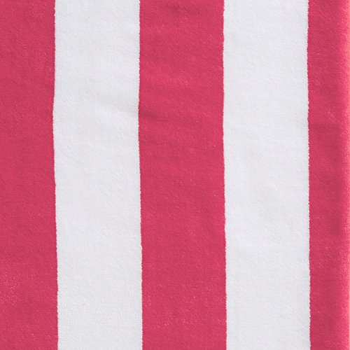 Great Bay Home Cabana Towel  - wide stripes