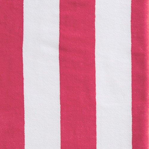 Great Bay Home Cabana Towel- wide stripes