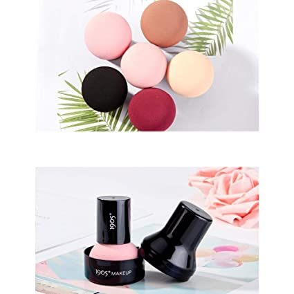Amazon.com: Drametree [2 unidades] Esponja de maquillaje con ...