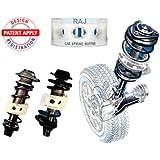 raj car buffer UVA Suspension Buffer for cars (Set-1, 2 Pcs)