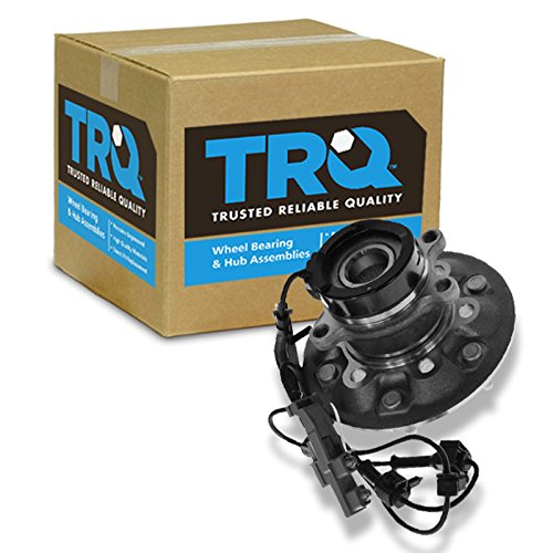 TRQ Front Wheel Hub & Bearing Driver Side 4x4 4WD w/ABS for Colorado Canyon