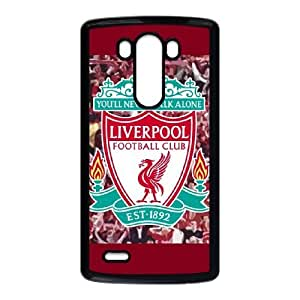 LG G3 Phone Cases Black Liverpool Logo LSDR5556478
