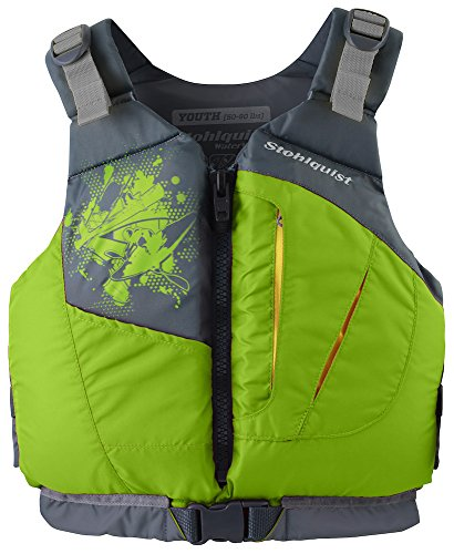 Stohlquist Youthescape PFD 50-90 lbs, (Escape Life Jacket)