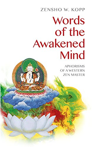 Words of the Awakened Mind