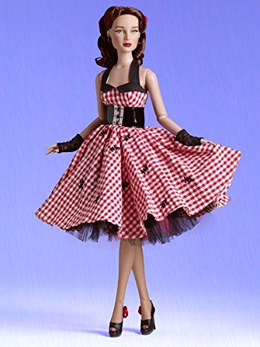 "Tonner 2015 Convention Re-imagination Dixie 16"" Doll T15RTSD02"