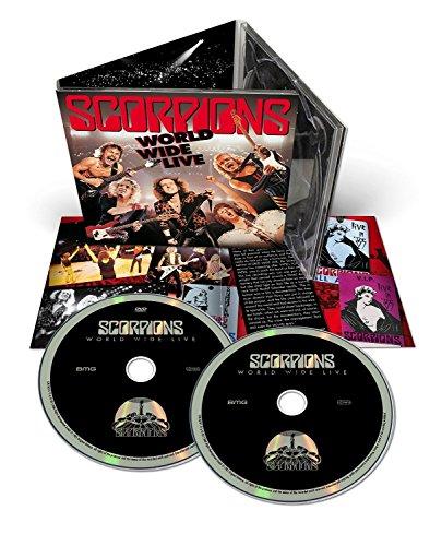 World Wide Live (50th Anniversary): CD/DVD - European Edition