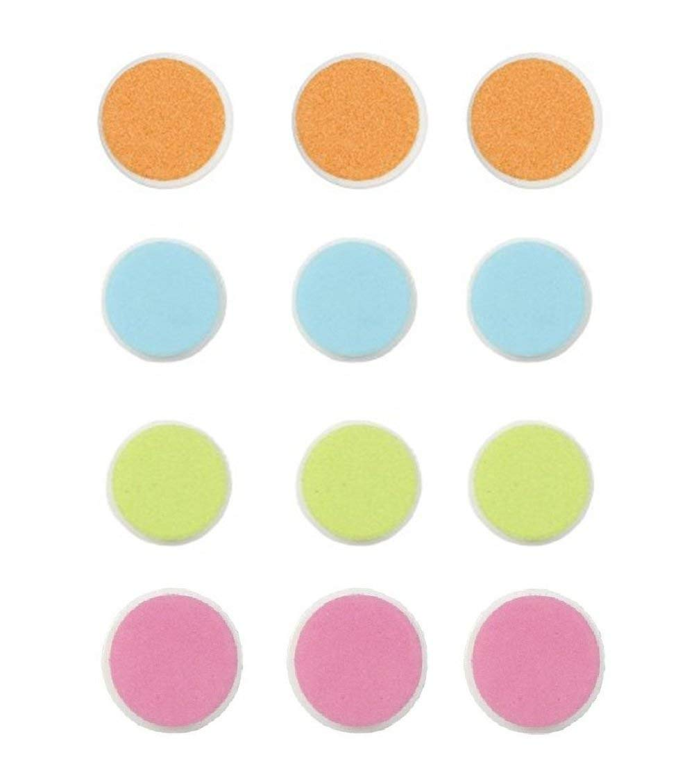 Nail Trimmer Replacement Pads fit for Zoli Baby Buzz B (8sets) ZMI