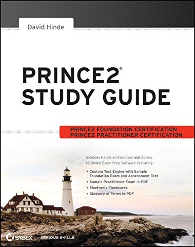 PRINCE2 Study Guide 1st Edition