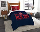 The Northwest Company Boston Red Sox Twin Comforter Set