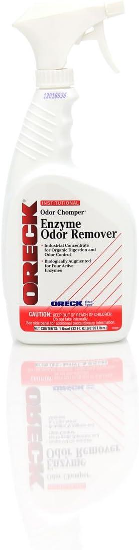 Oreck Odor Chomper Enzyme Odor Remover 1 Quart