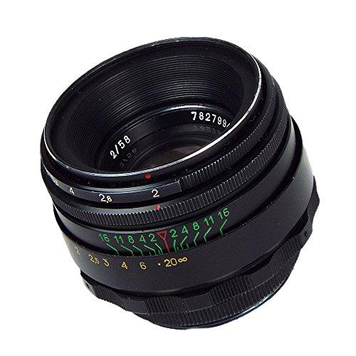 HELIOS-44-2 58mm/f2 M42マウント