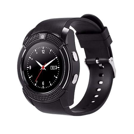 Zerama Reemplazo para Smart Reloj iPhone/Android V8 podómetro ...