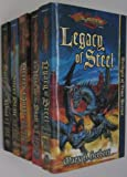 img - for Bridges of Time Series (Dragon Lance), Books 1 -5/ Spirit of the Wind, Chris Pierson; Legacy of Steel, Mary H. Herbert; the Silver Stair, Jean Rabe; the Rose and the Skull, Jeff Crook; Dezra's Quest, Chris Pierson (Bridges of Time Series, volumes 1, 2, 3, 4, 5) book / textbook / text book