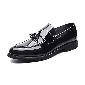 9fdfcb7f HILOTU Zapatos de vestir Oxford para hombre Zapatos de fiesta formales  cómodos Mocasines Calzado de trabajo (Color : Negro-42 EU): Amazon.es:  Instrumentos ...