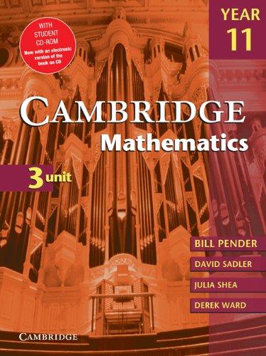 Librarika: Cambridge 2 Unit Mathematics Year 11 Enhanced
