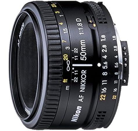 Nikon Nikkor AF 50mm F//1.8 Lente G S