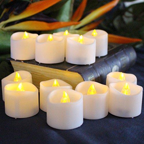 Flameless Flickering Tealights LED Lytes product image