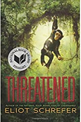 Threatened by Eliot Schrefer (2015-08-25) Paperback