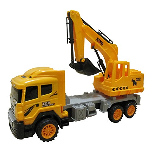 Large Construction Toys For Boys : Big model excavator toy play vehicles tractor for boys