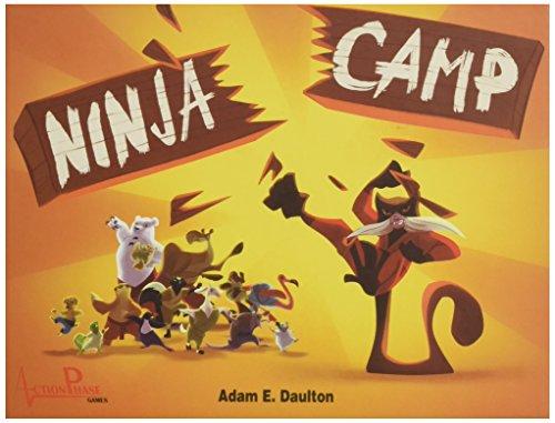 Ninja Camp Board Game (Ninja Board Game Card compare prices)