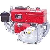 Motor Estacionário Changchai R190, diesel, horizontal, 10,5hp/7,7kw, 2300rpm, 573cc, hopper (refrig.a água)