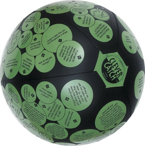 Ball Money Catch Clever (American Educational Vinyl Clever Catch Money Ball, 24