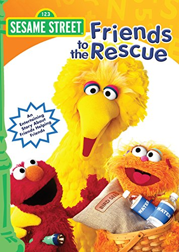 (Sesame Street: Friends to the Rescue)