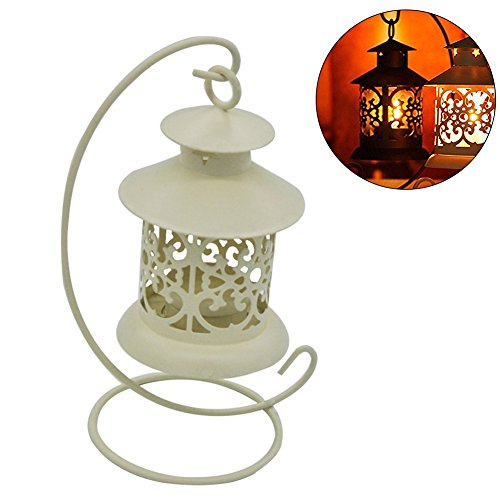 Agywell Valentines Day Decoration Iron Aromatherapy Tea Light Holder for Dinning Room Table Centerpieces Candle Stand Applied for Spa Party Wedding Votive Garden Gift from Agywell