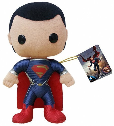 Man of Steel Plushies Figure (Man Super Deformed Plush)