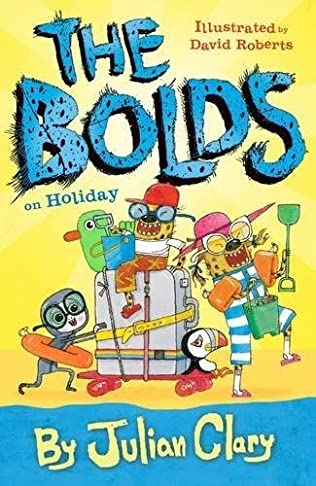 book cover of The Bolds on Holiday