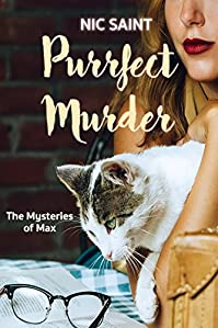 Purrfect Murder by Nic Saint ebook deal