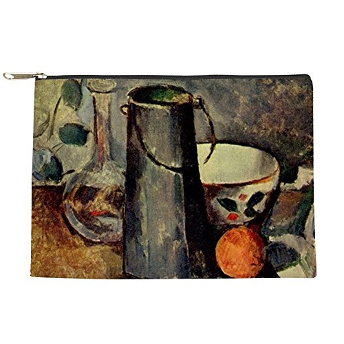 (CafePress - Still Life - Paul Cezanne - C1879 - Makeup Pouch )