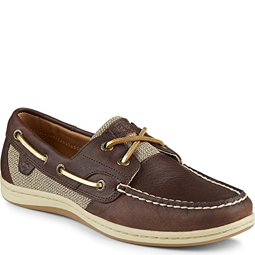 Sperry Top-sider Koifish Metallic Bootschoen Tan Bear