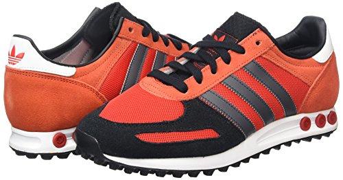 Core Trainer Zapatillas La Gimnasia Grey para de Adidas Hombre Rojo Solid Dgh Black Red Rot 5vqxwBSEd