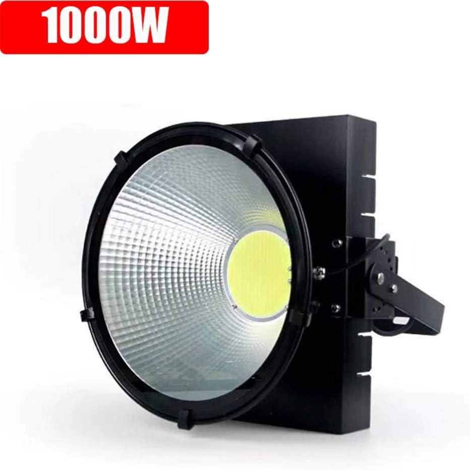 HJWL Proyectores Led Exterior, 800W / 1000W / 1200W Super Brillante Araña de Luces LED Impermeable Luces de Seguridad Almacén de fábrica Foco Proyector LED
