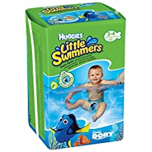 Huggies Little Swimmers Disposable Swimpants (Packaging  May Vary), Small, 12-Count