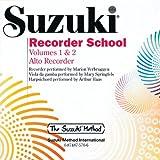 Suzuki Recorder School (Alto Recorder), Vol 1 & 2