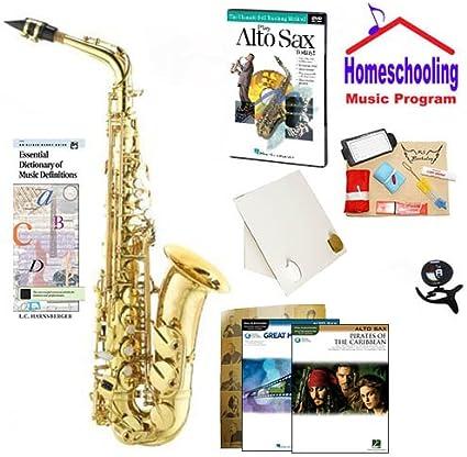 homeschool música – Aprende a tocar el saxofón Alto Pack (piratas ...