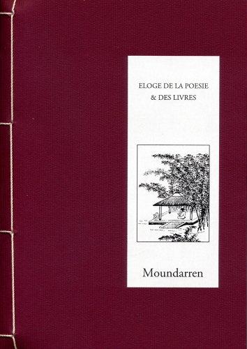 Eloge de la poésie & des livres