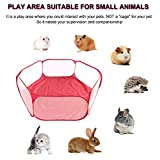 Amakunft Small Animals C&C Cage Tent, Breathable