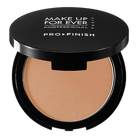 (Make Up For Ever Pro Finish Multi Use Powder Foundation - # 128 Neutral Sand 10g/0.35oz)