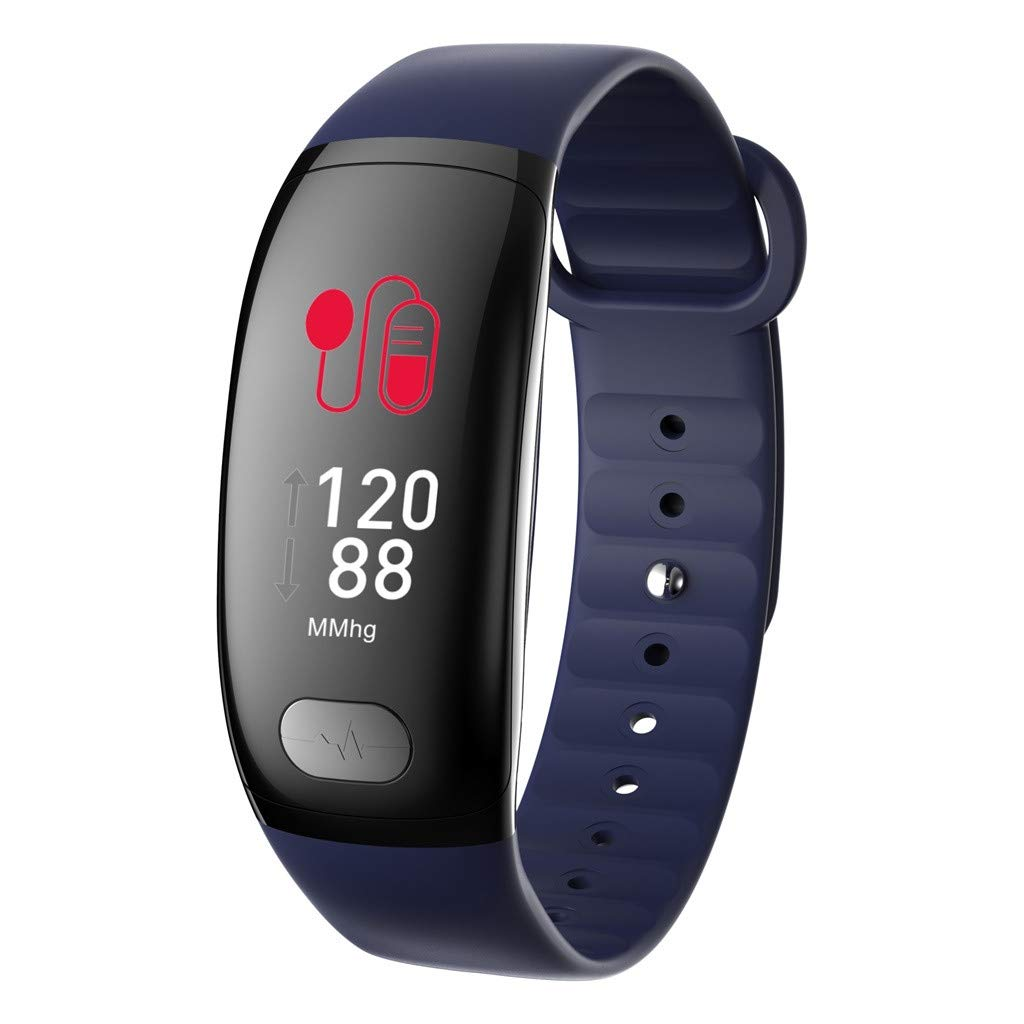 TADAMI Boys Watch LED Sport Digital Touch Screen Outdoor Watches Boys Girls Gift Dress Watch Smart Watch Sports Fitness Activity Heart Rate Tracker Blood Pressure Calories