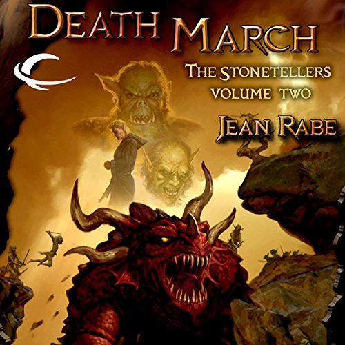 Death March: Dragonlance: The Stonetellers, Book 2
