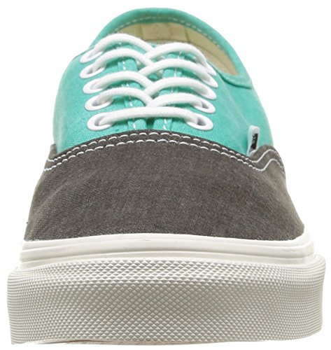 Mehrfarbig U Sneakers Damen Pool Vans Authentic Mehrfarbig Slim Green qpZawnYP