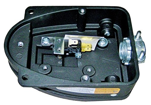 SSC Controls F200 Foot Switch, Die-Cast, Electrical, Momentary Action, SPDT, Single Pedal, Made in USA by SSC Controls (Image #4)
